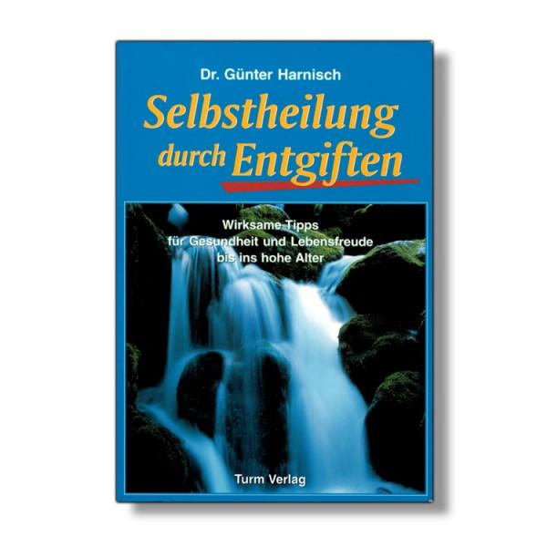 """Buch """"Selbstheilung durch Entgiften"""""""