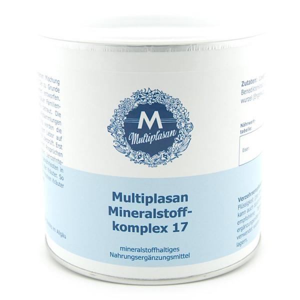 Multiplasan Mineralstoffkomplex 17 Pulver