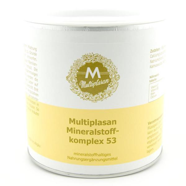 Multiplasan Mineralstoffkomplex 53 Pulver