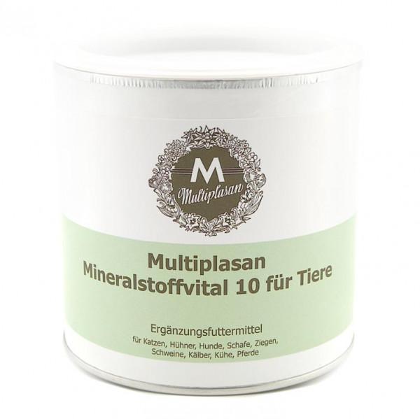 Multiplasan Mineralstoffvital 10 für Tiere (300g)
