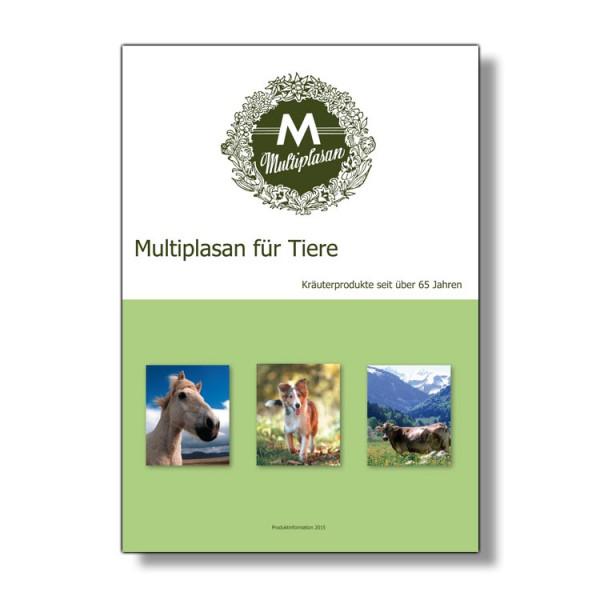 Infoblatt Multiplasan für Tiere